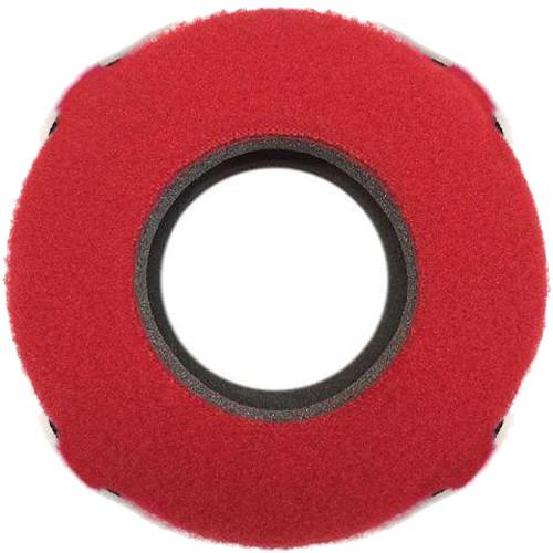 Bluestar RED CAM Special Viewfinder Eyecushion (Fleece, Red)