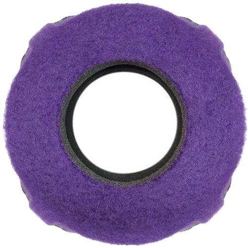 Bluestar RED CAM Special Viewfinder Eyecushion (Fleece, Purple)