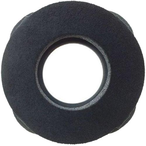 Bluestar Viewfinder Eyecushion - Red Cam Special, Ultrasuede (Black)