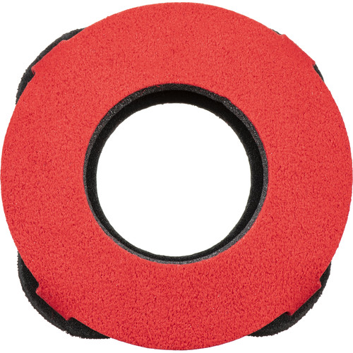 Bluestar Viewfinder Eyecushion - Red Cam Special, Ultrasuede (Red)