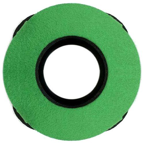Bluestar Viewfinder Eyecushion - Red Cam Special, Ultrasuede (Green)
