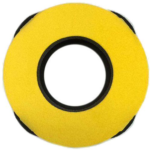 Bluestar Viewfinder Eyecushion - Red Cam Special, Ultrasuede (Yellow)