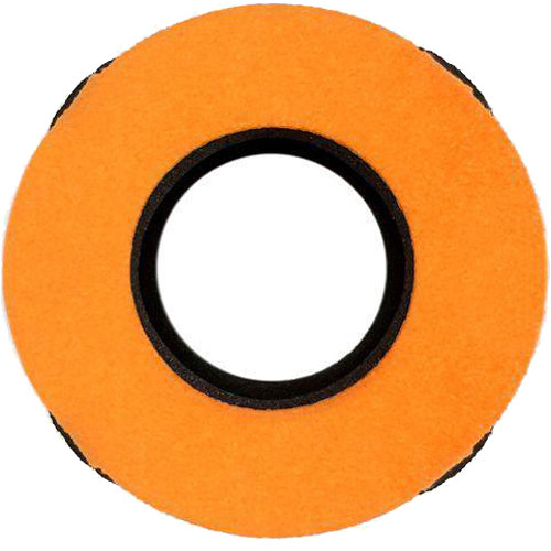 Bluestar RED CAM Special Viewfinder Eyecushion (Ultrasuede, Orange)