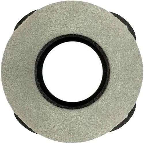 Bluestar Viewfinder Eyecushion - Red Cam Special, Ultrasuede (Grey)