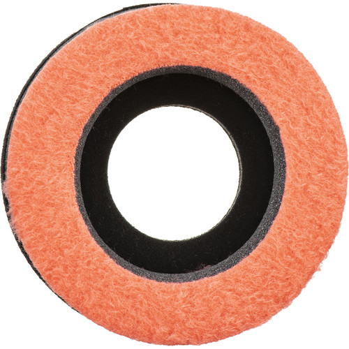 Bluestar Special Use Round Eyecushion (Fleece, Peach)