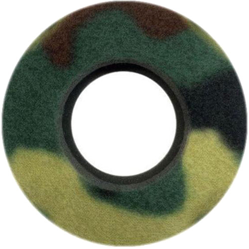 Bluestar Special Use Round Viewfinder Eyecushion for Blackmagic URSA (Fleece, Camo)