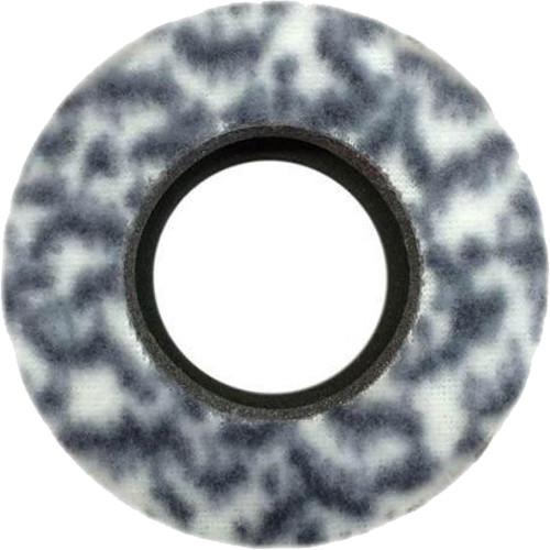 Bluestar Special Use Round Viewfinder Eyecushion for Blackmagic URSA (Fleece, Snow Leopard)