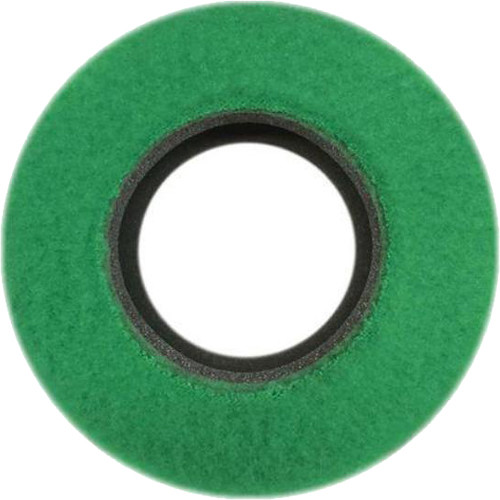 Bluestar Special Use Round Viewfinder Eyecushion for Blackmagic URSA (Fleece, Green)