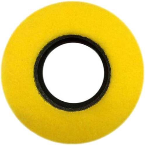 Bluestar Special Use Round Eyecushion (Fleece, Yellow)