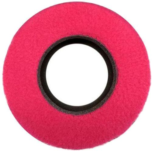 Bluestar Special Use Round Viewfinder Eyecushion for Blackmagic URSA (Fleece, Pink)