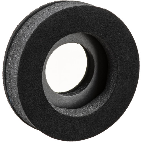 Bluestar Special Use Round Viewfinder Eyecushion for Blackmagic URSA (Ultrasuede, Black)