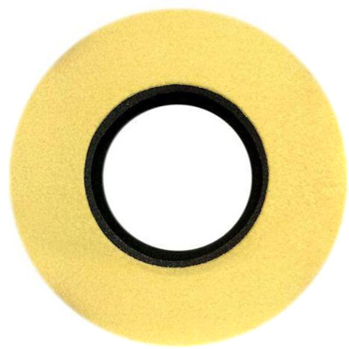 Bluestar Special Use Round Eyecushion (Ultrasuede, Natural)