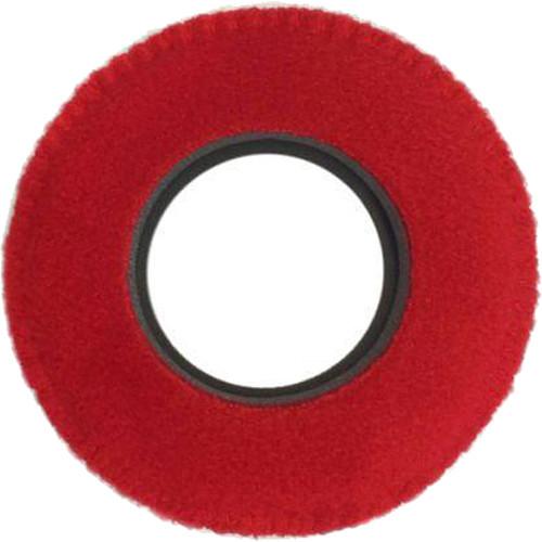 Bluestar 3079 Eyecushion System for Select Sony Cameras (Fleece, Red)