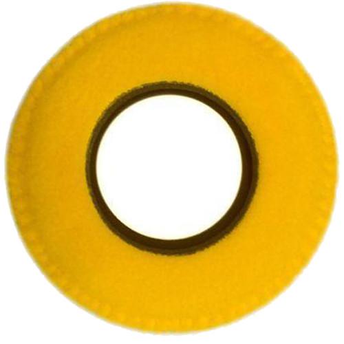 Bluestar 3079 Eyecushion System for Select Sony Cameras (Fleece, Yellow)