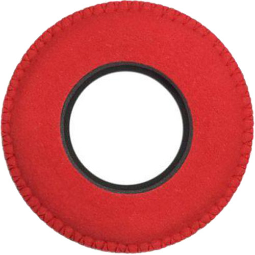 Bluestar 3079 Eyecushion System for Select Sony Cameras (Ultrasuede, Red)