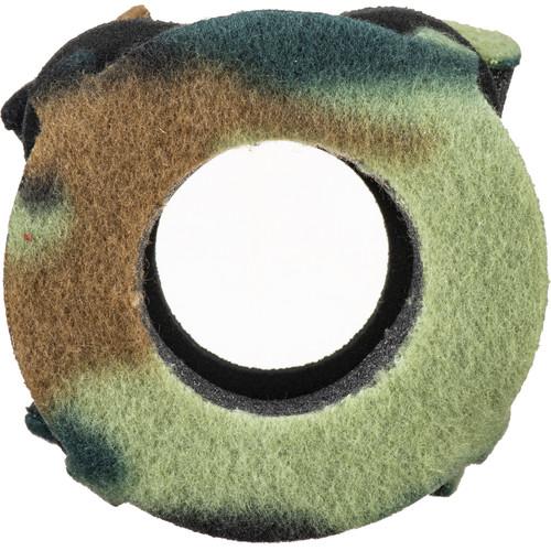 Bluestar Viewfinder Eyecushion - Red Cam Ultra, Fleece (Camo)