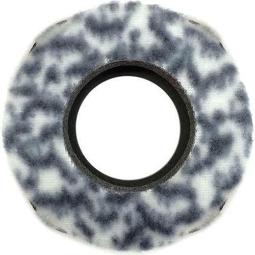 Bluestar RED CAM Ultra Special Viewfinder Eyecushion (Fleece, Snow Leopard)