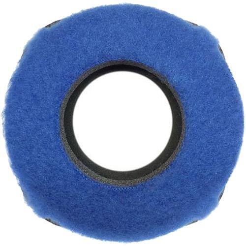 Bluestar Viewfinder Eyecushion - Red Cam Ultra, Fleece (Blue)
