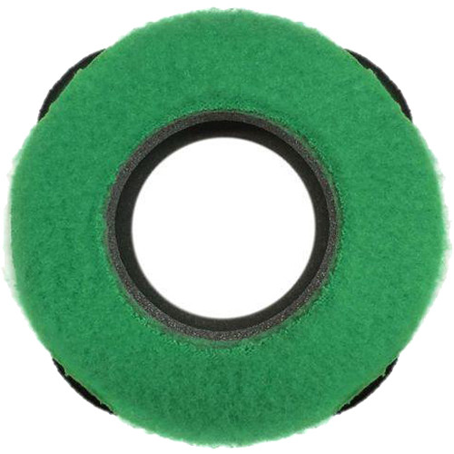 Bluestar RED CAM Ultra Special Viewfinder Eyecushion (Fleece, Green)