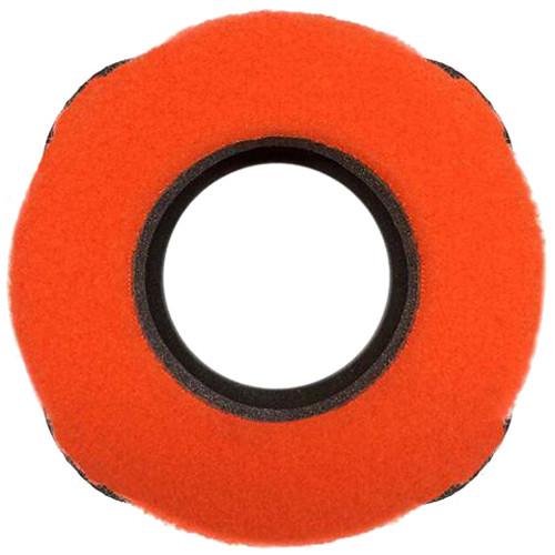 Bluestar RED CAM Ultra Special Viewfinder Eyecushion (Fleece, Orange)