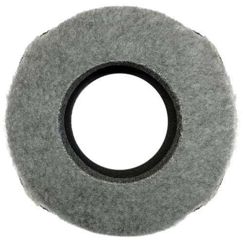 Bluestar RED CAM Ultra Special Viewfinder Eyecushion (Fleece, Gray)