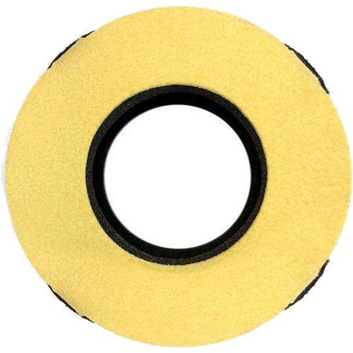 Bluestar Viewfinder Eyecushion - Red Cam Ultra, Ultrasuede (Natural)