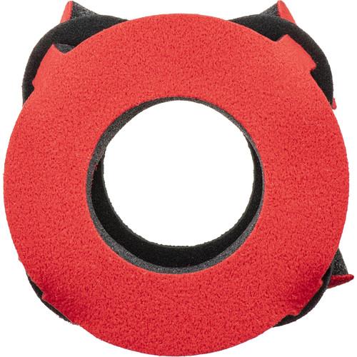 Bluestar RED CAM Ultra Special Viewfinder Eyecushion (Ultrasuede, Red)