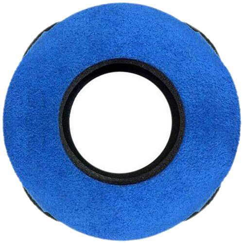 Bluestar Viewfinder Eyecushion - Red Cam Ultra, Ultrasuede (Blue)