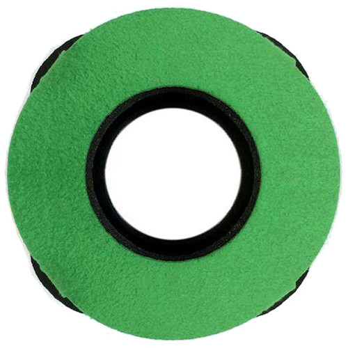 Bluestar Viewfinder Eyecushion - Red Cam Ultra, Ultrasuede (Green)