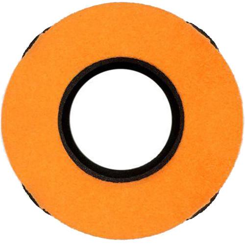 Bluestar Viewfinder Eyecushion - Red Cam Ultra, Ultrasuede (Orange)