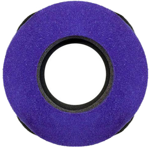 Bluestar RED CAM Ultra Special Viewfinder Eyecushion (Ultrasuede, Purple)