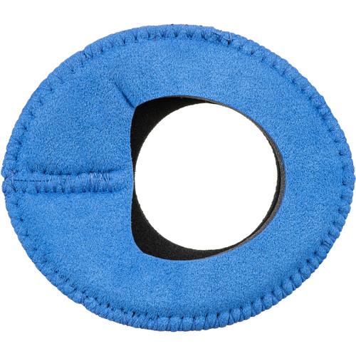 Bluestar Zacuto Oval Large Eyecushion (Blue Ultrasuede)