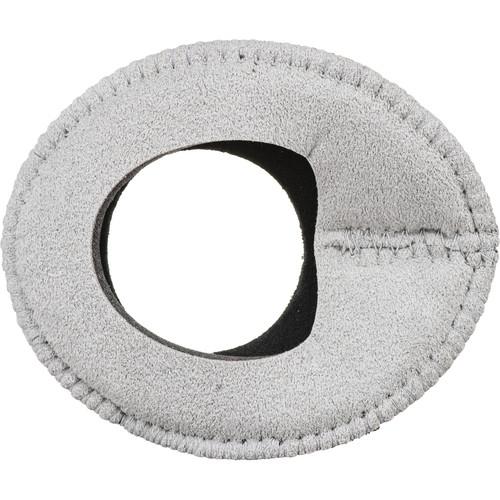 Bluestar Zacuto Oval Large Eyecushion (Gray Ultrasuede)