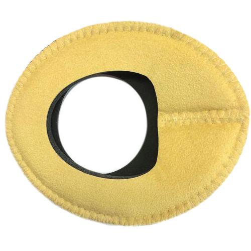 Bluestar Zacuto Oval Large Eyecushion (Natural Ultrasuede)