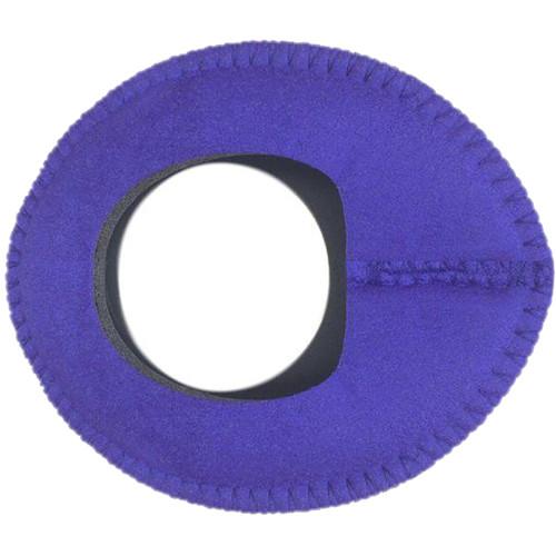 Bluestar Zacuto Oval Large Eyecushion (Purple Ultrasuede)