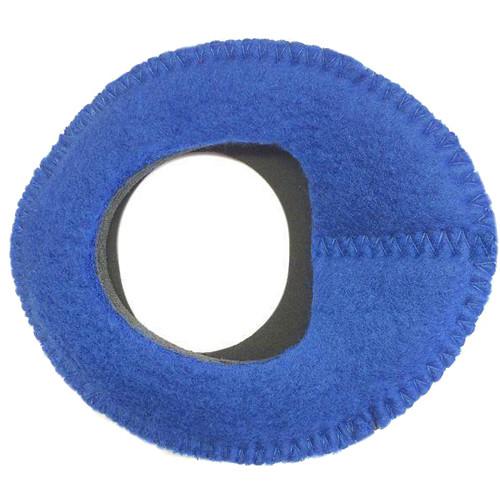 Bluestar Zacuto Oval Large Eyecushion (Blue Fleece)