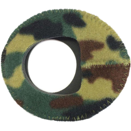 Bluestar Zacuto Oval Large Eyecushion (Camo Fleece)