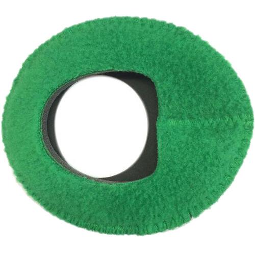 Bluestar Zacuto Oval Large Eyecushion (Green Fleece)