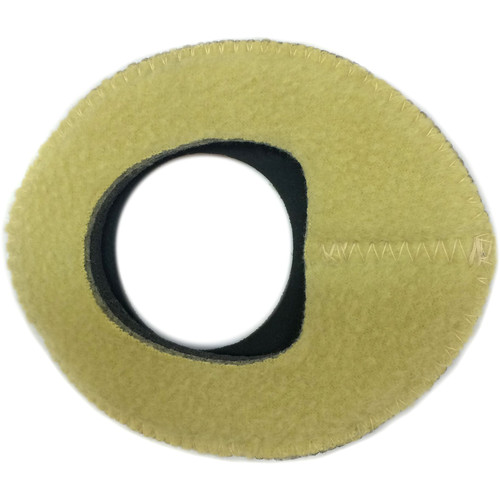 Bluestar Zacuto Oval Large Eyecushion (Khaki Fleece)