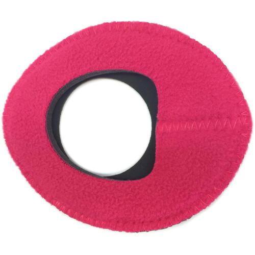 Bluestar Zacuto Oval Large Eyecushion (Fleece, Pink)