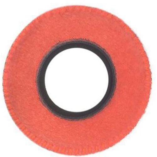 Bluestar RED CAM Round Viewfinder Eyecushion (Fleece, Peach)