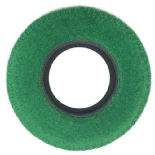 Bluestar RED CAM Round Viewfinder Eyecushion (Fleece, Green)
