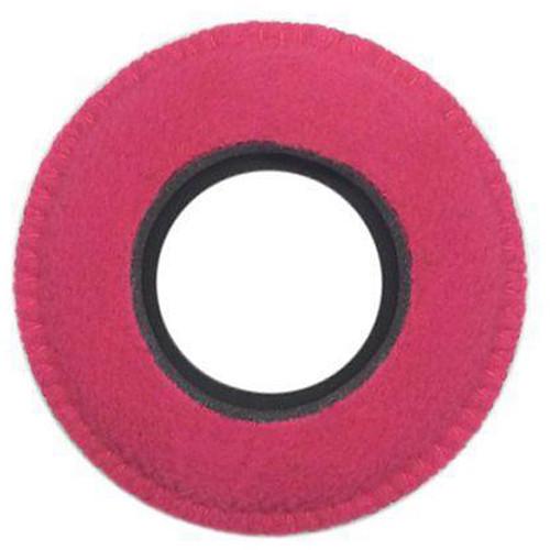 Bluestar Viewfinder Eyecushion -  Red Cam Round, Fleece (Pink)