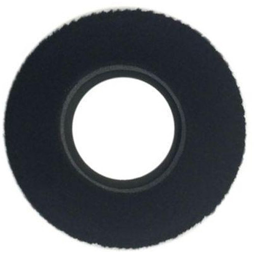 Bluestar RED CAM Round Viewfinder Eyecushion (Fleece, Black)