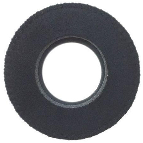 Bluestar RED CAM Round Viewfinder Eyecushion (Ultrasuede, Black)