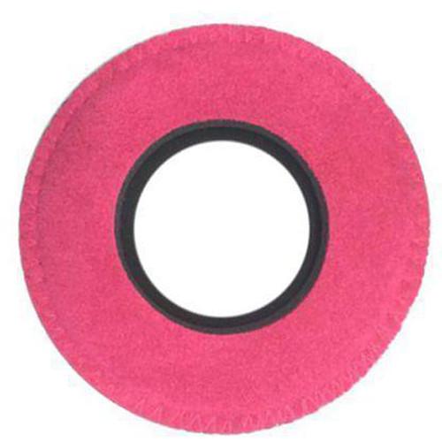 Bluestar RED CAM Round Viewfinder Eyecushion (Ultrasuede, Pink)