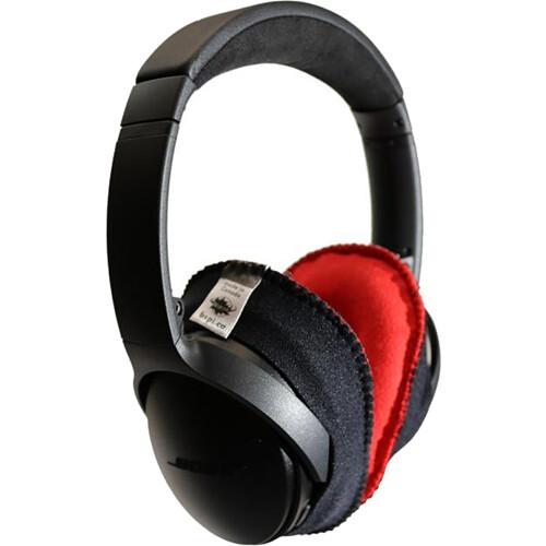 Bluestar CanSkins - Bose Quiet Comfort 35, Ultrasuede (Red)