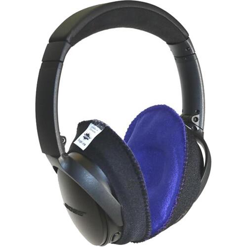 Bluestar CanSkins - Bose Quiet Comfort 35, Ultrasuede (Purple)