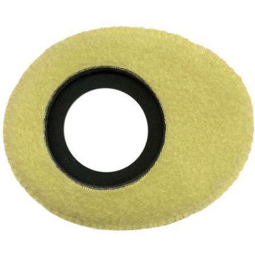Bluestar Oval Ultra Small Viewfinder Eyecushion (Fleece, Khaki)