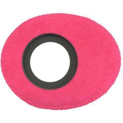 Bluestar Oval Ultra Small Viewfinder Eyecushion (Ultrasuede, Pink)